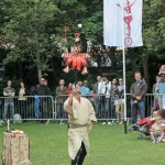 At the Street Performer World Championship