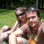 Hanging out in Park Retiro