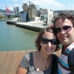Karie & Scott in Bilbao
