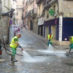 Thank God for these guys, constantly cleaning the streets