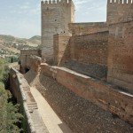 The Alcazaba (fortress)