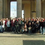 Our group from the New Berlin Free Tour