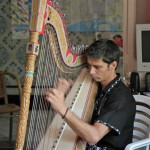 This guy came into our hostel one afternoon and played this harp-like instrument for a while