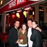 """Family Dinner at """"Bar.Celona"""" in Pasadena"""