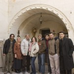 The Kismet Cave House Group (with owner, family & other guests)