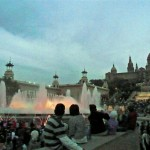 The Magic Fountain Show at Montjuic