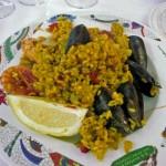 Mmm… Paella de Marisco!