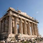 The Parthenon (Acropolis)