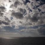 The Santorini Sky